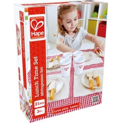 Houten Lunch Time Set, Hape
