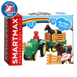 Smartmax My First - Tractor Set