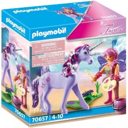 Playmobil - Fairies 70657 Eenhoorn met decoratieve fee