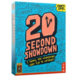 20 Second Showdown - Partyspel, 999 games