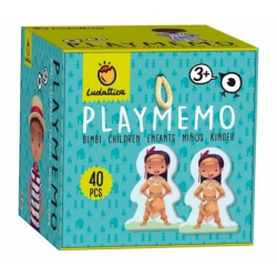 Playmemo - Shaped Childrens