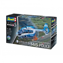 Revell Airbus H145 Police Surveillance Helicopter