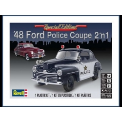 Revell 1948 Ford Police Coupe 2 in 1