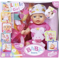 BABY Born Soft Touch Little Girl, 36cm