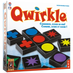 Qwirkle - Denkspel. 999 Games