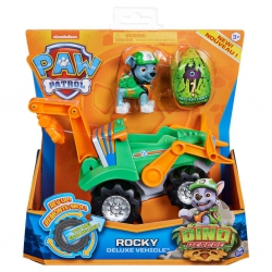 Paw Patrol - Dino Deluxe themed vehicle - Rocky