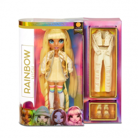 Rainbow High - Fashion Doll Sunny Madison