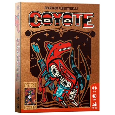 Coyote, 999 games