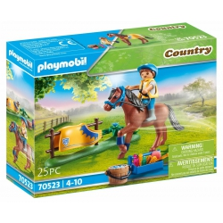 """Playmobil - Country Collectie pony """"Welsh"""" 70523"""