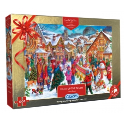Christmas Limited Edition - Light Up The Night Gibsons (1000)