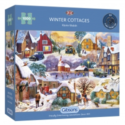 Winter Cottages, Gibsons (1000)