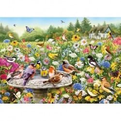 The Secret Garden,   Gibsons Puzzel  1000stukjes