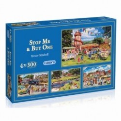 Stop Me and Buy one Gibsons puzzel 500stukjes