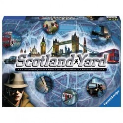 Scotland Yard master, ravensburger