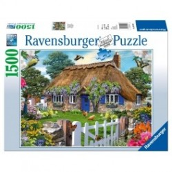 Cottage in England 1500stukjes ravensburger