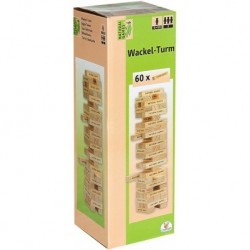 Wiebel toren, Natural games