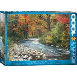 Forest Stream, Eurographics 1000stukjes