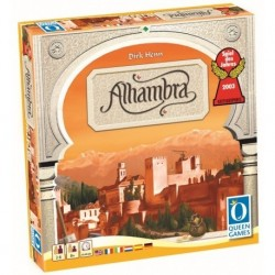 Alhambra, bordspel, Queen games
