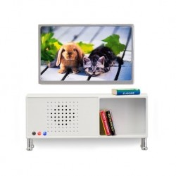 Lundby Smaland Stereo en tv meubel
