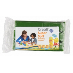 creall supersoft klei blok groen