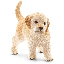 Schleich Jonge Golden Retriever,16396