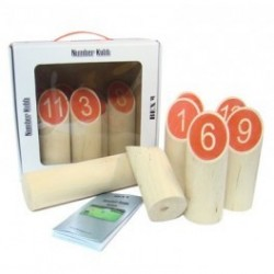 Numbers Kubb basic