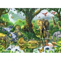 Jungle Harmony 500stukjes Ravensburger