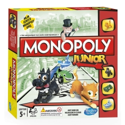 Monopoly Junior - Bordspel, Hasbro