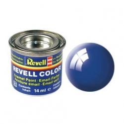 Revell Email Verf  52 - Blauw, Glanzend