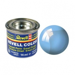 Revell Email Verf 752 - Blauw, Transparant