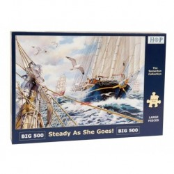 Steady As She Goes, The House of Puzzles 500xxl stukjes