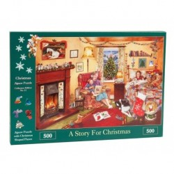 A Story For Christmas, kerst The House of Puzzles 1000 stukjes