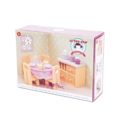 Sugar plum eetkamer, Le Toy Van