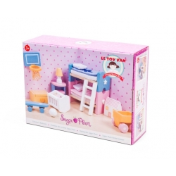 Sugar plum kinderkamer, Le Toy Van