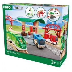 Brio reisstation set